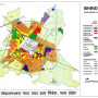 bhind master development plan map