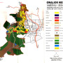 gwalior west proposed land use plan 2011 map