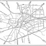 sehore existing transportation pattern map