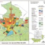 tikamgarh development plan map