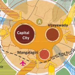 Amaravathi Master Plan