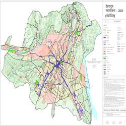 Dehradun Master Plan 2025