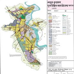Mathura Vrindavan Master Plan 2021 Part-1