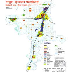 Mathura Vrindavan Master Plan 2021 Part-2
