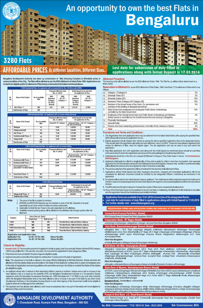 bda-bangalore-new-housing-scheme-2016