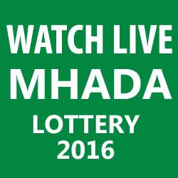 Watch Live MHADA Lottery 2016