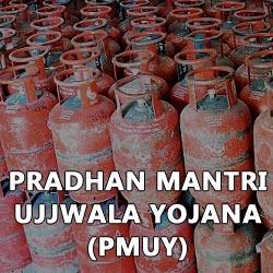 Pradhan Mantri Ujjwala Yojana (PMUY) - Free LPG Gas Connection BPL Card Holders