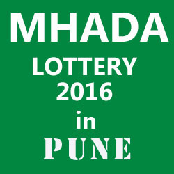MHADA Lottery 2016 in Pune