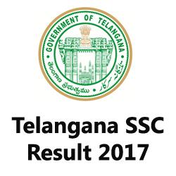 Telangana SSC Advanced Supplementary Result 2017