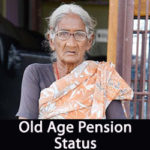 Old Age Pension Status