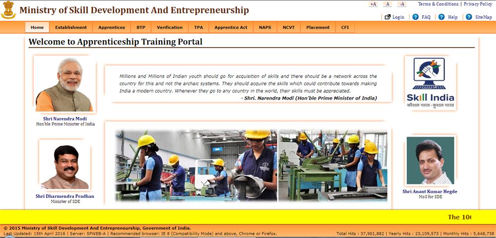Apprenticeship Portal