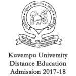 Kuvempu University Admission 2017-18