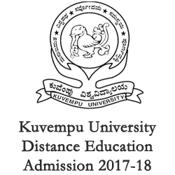 Kuvempu University Admission 2017-18