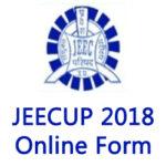 JEECUP 2018 Application Form