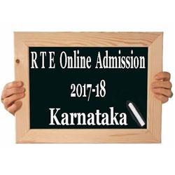 RTE Karnataka 2018-19 Admissions