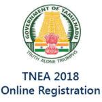 TNEA 2018 Online Registration