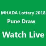 MHADA Lottery 2018 Draw Live