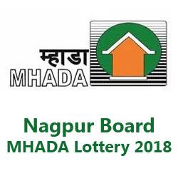 MHADA Lottery 2018 Nagpur Board