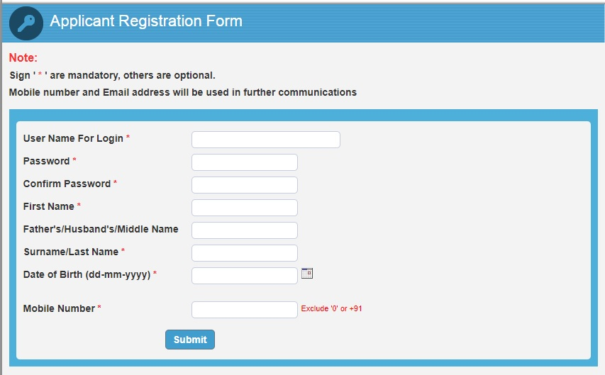 MHADA Lottery 2018 Registration