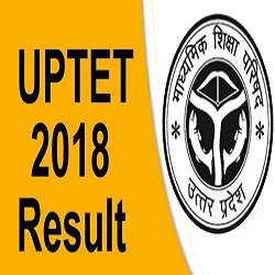 UP TET Result 2018