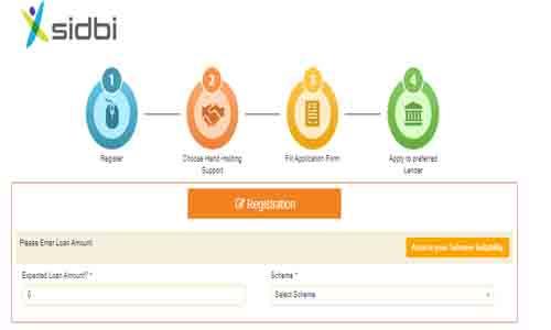 Mudra Loan Yojana Registration