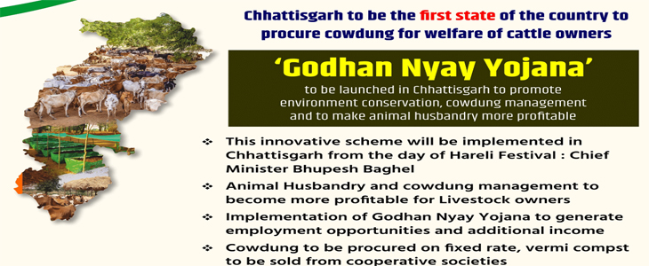 CG Godhan Nyay Yojana