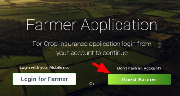 Farmer Login