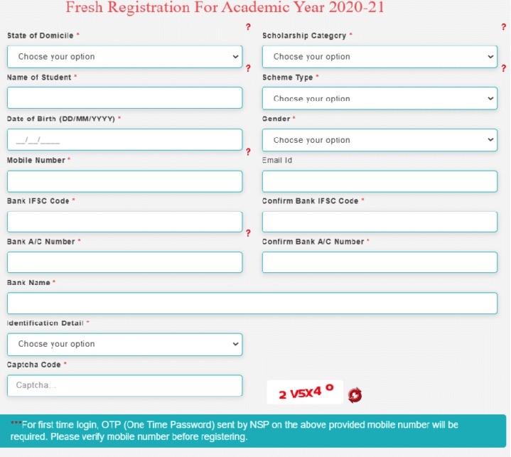 Scheme Registration