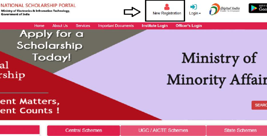 Scholarship Portal