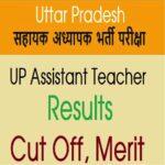 up sikshak bharti merit list
