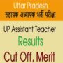 up sikshak bharti merit list