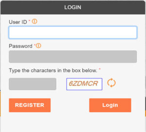 Affordable Rental Housing Complexes Scheme Login Page