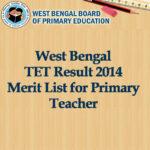 West Bengal TET Result