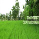 Assam Zero Interest Crop Loan Scheme
