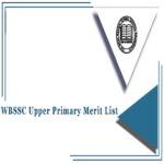 Westbengalssc.com Upper Primary Merit List