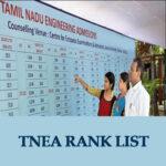TNEA Rank List